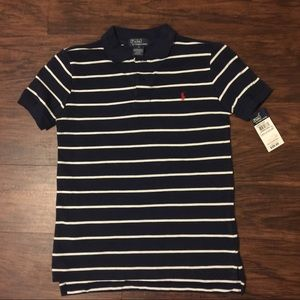 NWT Polo By Ralph Lauren Polo Shirt Size 7